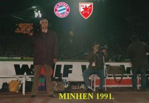 10.4.1991.BAYERN-FK CRVENA ZVEZDA