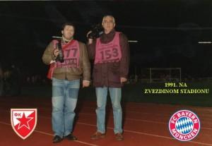 24.4.1991-FK CRVENA ZVEZDA-BAYERN