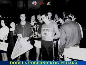 Medjunarodni rukometni TV turnir šampiona Doboj 1974. Handball