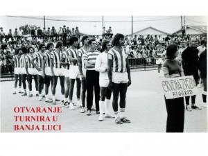 Handball Banja Luka 1974.