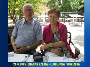 Na ručku sa rukometašima iz 1972-Ljubljana Slovenija