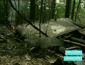 F 16-NAKUČANI KOD ŠAPCA-2.5.1999.