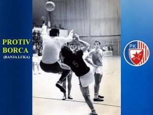Golman Stanić-Handball-Rukomet 1976.