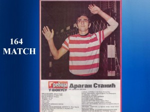 Handball Dragan Stanić Stanke goalkeeper 1975