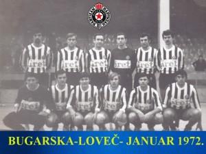 Handball-Rukomet-RK Partizan 1972.