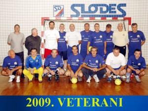 Handball-Rukomet-Veterani 2009.