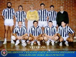 Handball-Rukomet-Veterani- RK Partizan-Aranđelovac