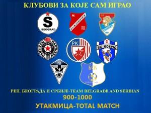 Handball rukomet Moji klubovi - My clubs