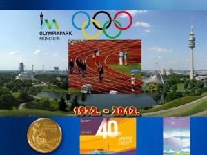 Olympiapark München 2012.