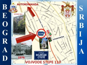 MOJA ADRESA-VOJVODE STEPE 110
