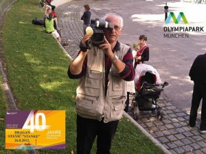 Munich Olympic park 2012.