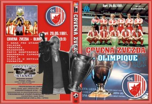 OMOT-BARI 1991.FK CRVENA ZVEZDA-OLIPIQUE