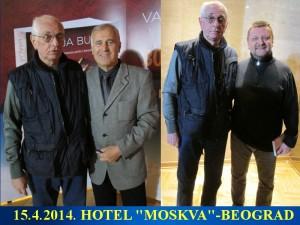 Stanke i Vanja Bulić Stanke i Dragan Vujić Vujke