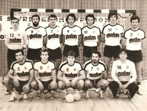 Handball-Rukomet-15.11.1980.RK Partizan