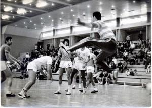 Golman Stanić-Handball-Rukomet-1976. RK Crvena Zvezda